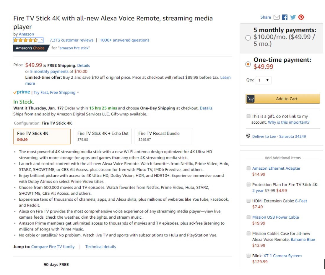 amazon product listing best practices